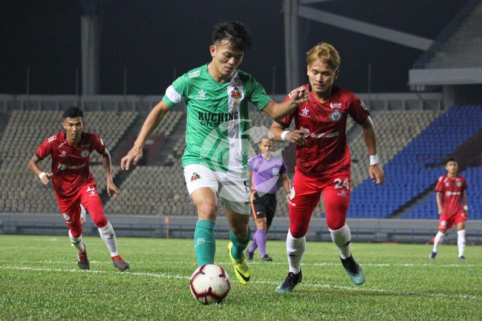 74214537 3189631784442638 8082382398072815616 o Kuching Kejutkan Negerinya Sendiri, Sarawak Sekaligus Layak Ke Liga Premier 2020