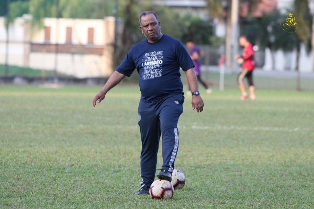 Dollah Sasaran Pahang 4 Teratas Liga Super