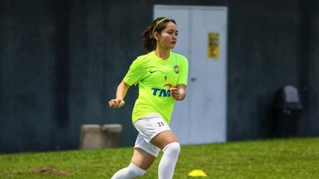 HM Insert Kegigihan Harimau Malaya Wanita Berlatih Terima Pujian Penyokong