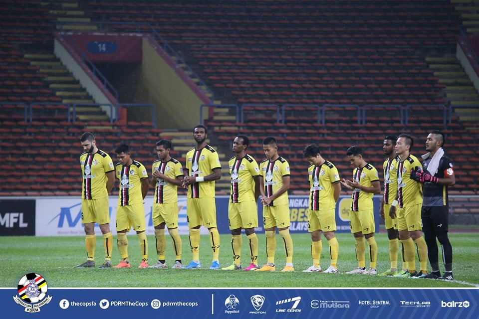 PDRM FA FIFA Bantu Pemain Tak Dibayar Gaji Menerusi Tabung Dana Khas