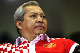 Pesawat MAS MALAYSIA 39 Annuar Musa Mahu Tubuhkan Putrajaya FC