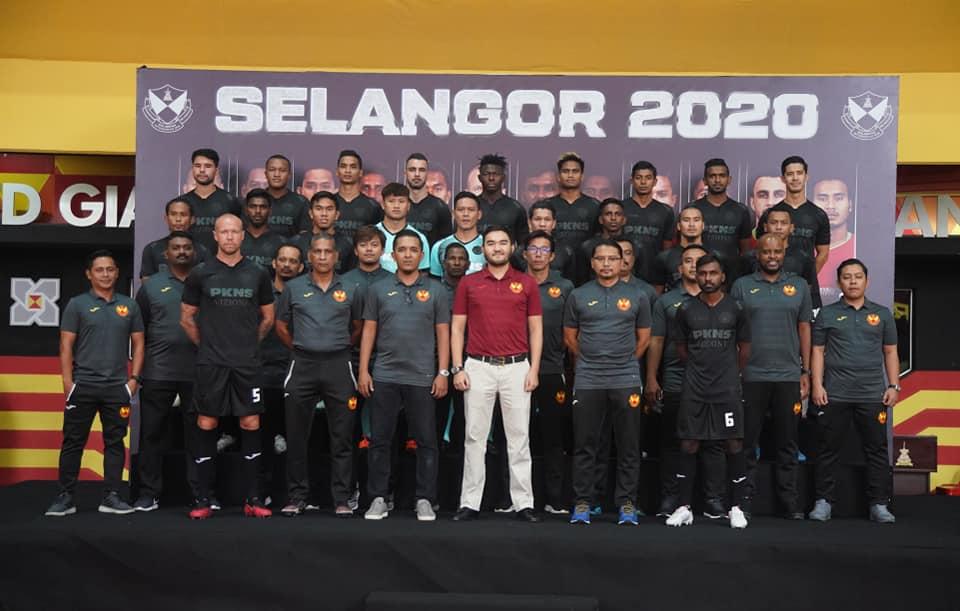 RMS Selangor Dah Sedia !! Hadapi Asia Challenge Cup 2020