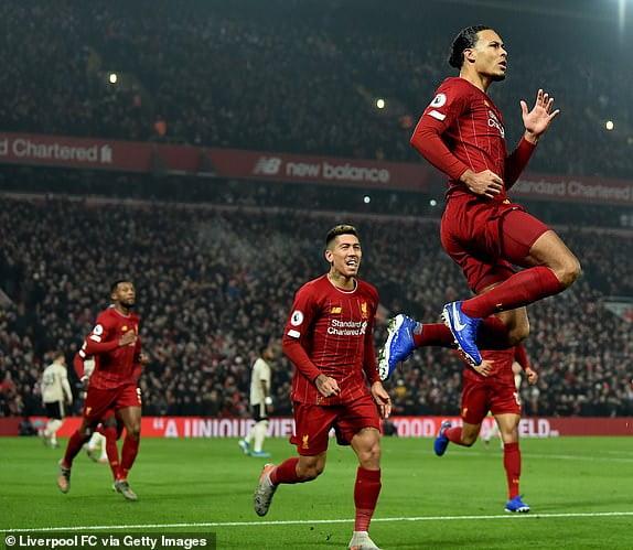 Van Dijk Rahsia Poket Ole Hanyalah Tipu Helah Syaitan, Dimamah Liverpool 2-0 Di Anfield
