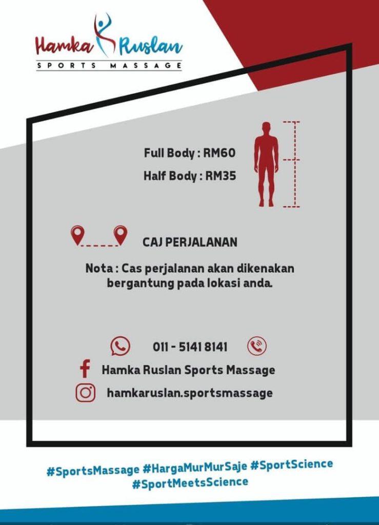banner hamka Kisah Bekas Pelajar & Pemain Bola Sepak SSBJ Buka Perniagaan Sains Sukan Wajar Dicontohi