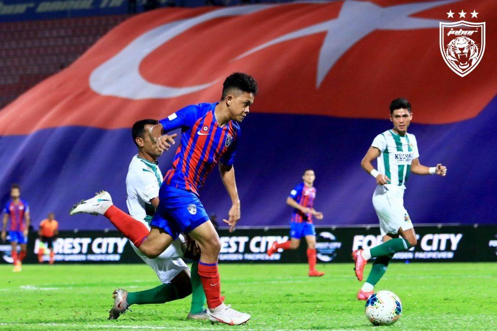 jdt 4 Johor DT Tepati Ramalan Ke Suku Akhir Piala Malaysia