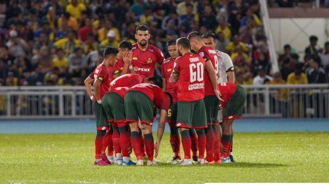 lang merah 1 Tahap Liga Malaysia Masih Tidak Memuaskan, Khalid Ali
