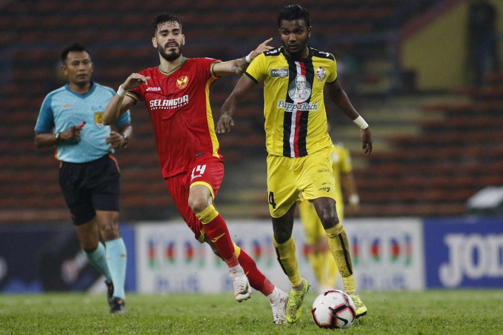 lawan Anggota PDRM Tunjang Kekuatan Pasukan Hadapi Liga Super 2020