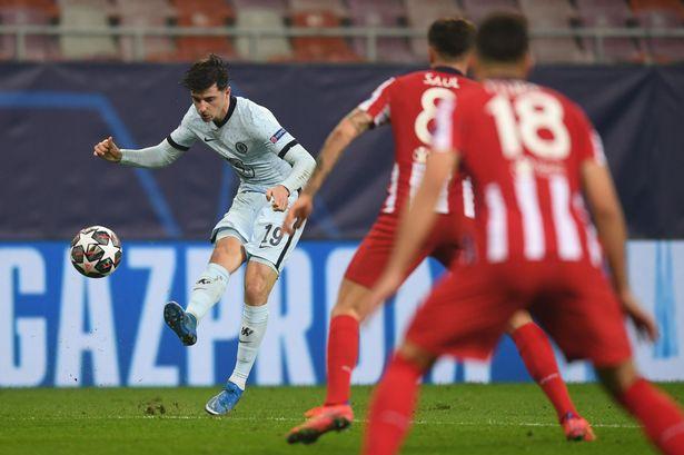mason crazy Lihat Aksi Memukau Mason Mount Menentang Atlético Madrid