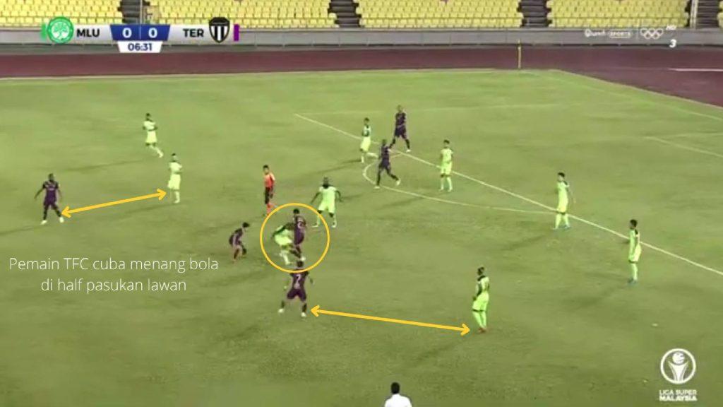 nafuzi ball 13 'Nafuziball': Positional Play Yang Belum Sempurna?