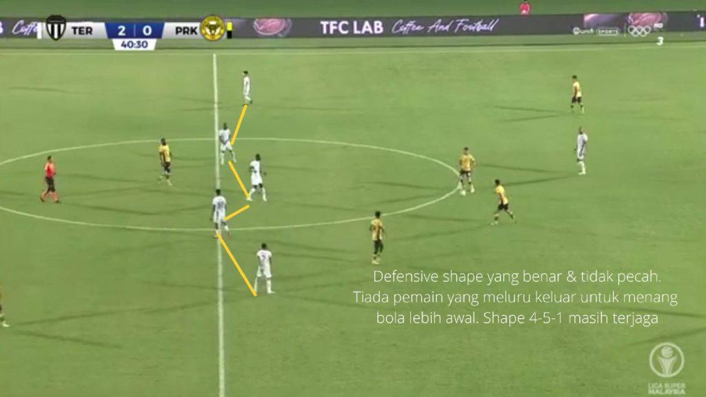 nafuzi ball 16 'Nafuziball': Positional Play Yang Belum Sempurna?