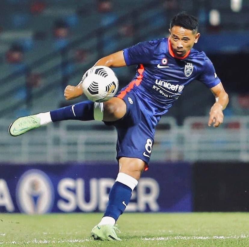 safiq rahim Trio Tengah Johor Darul Ta'zim Catat Rekod Bantuan Gol Terbanyak