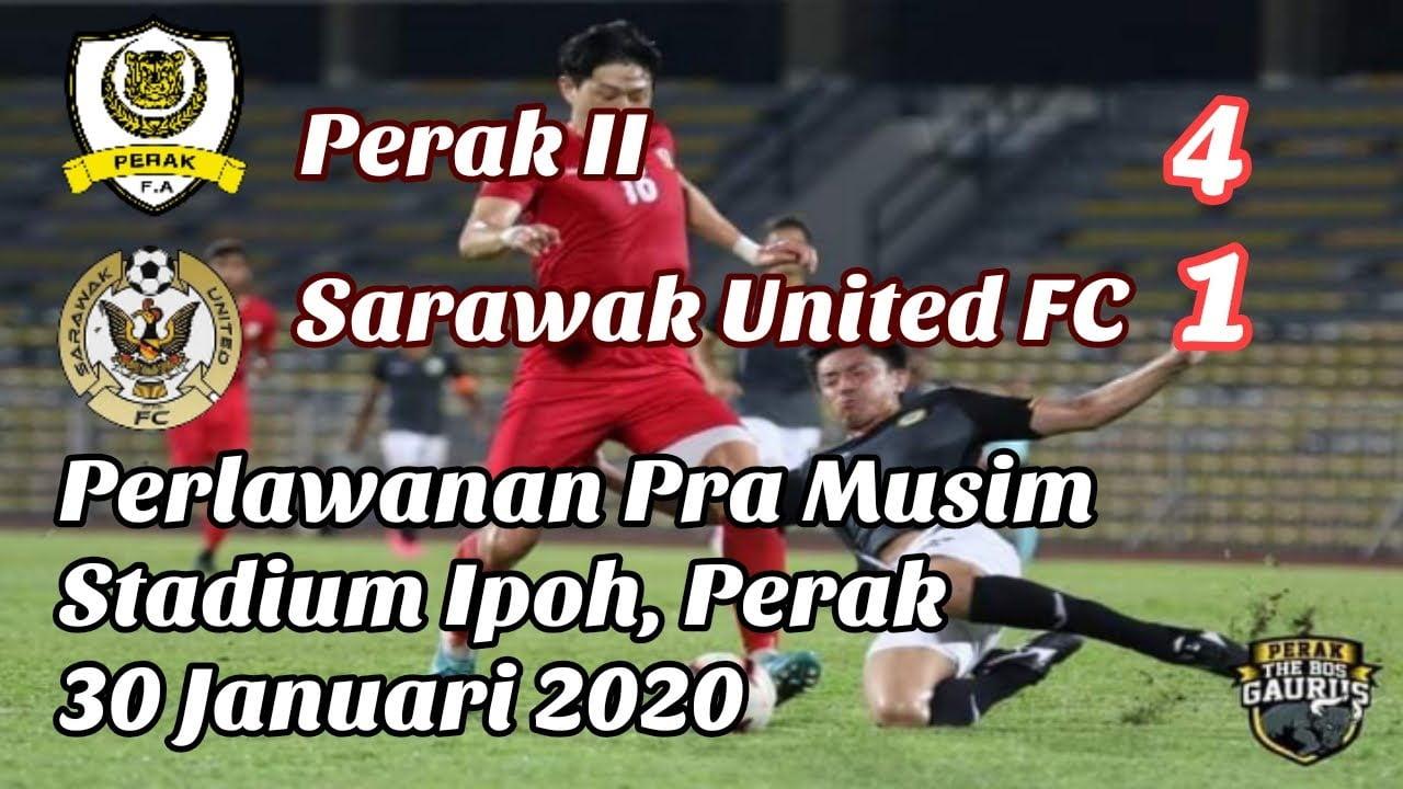 sarawak Sarawak United Gugurkan Jurulatih Sepanyol Selepas 3 Perlawanan Persahabatan